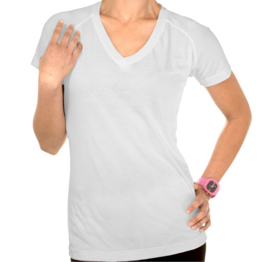 Create Your Own Women's Sport-Tek Active V-Neck Shirts