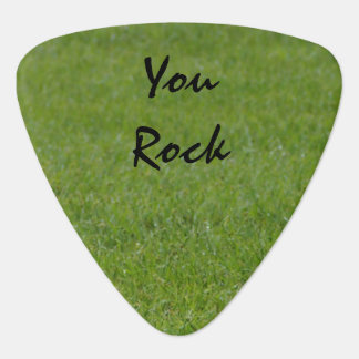 Create your own You Rock guitar pick