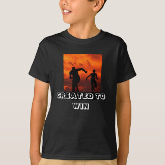 CREATED TO WIN Youth Tee Shirt