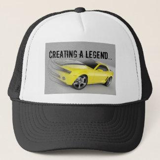 Creating a Legend... Cap