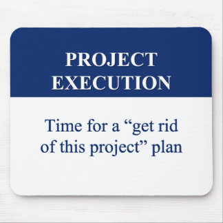Creating a Project Execution Plan (2) Mouse Pad