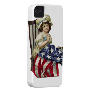 Creating the Flag Case-Mate iPhone 4 Cases