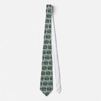 Creating Wealth Tie