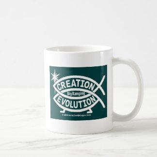 Creation Big Bang Evolution Mug