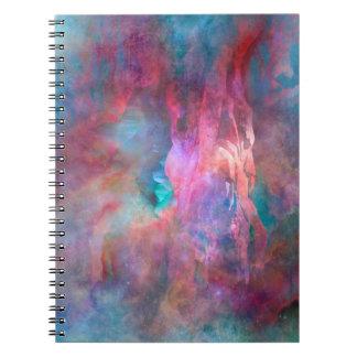 Creation Fantasy World Spiral Notebook