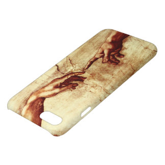 Creation of Adam by Michelangelo iPhone 8/7 Case