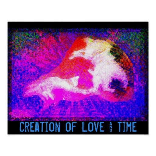 Creation of Love & Time Poster