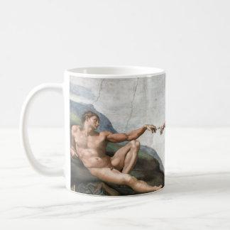 Creation OF one Basic White Mug