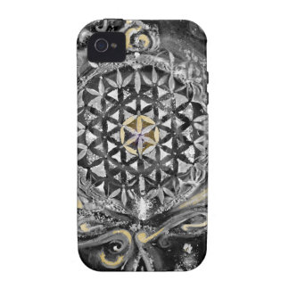 Creation Time 'Cosmic Ocean' Select Case-Mate iPhone 4 Case