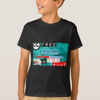 Creationartist7 Youtube Channel 326 T-Shirt