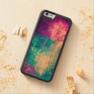 Creation's Heaven Carved Cherry iPhone 6 Bumper Case