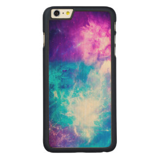 Creation's Heaven Carved Maple iPhone 6 Plus Case