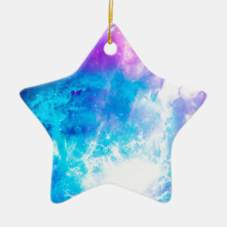 Creation's Heaven Ceramic Star Decoration