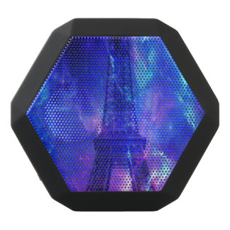 Creation's Heaven Paris Amethyst Dreams Black Bluetooth Speaker
