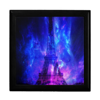 Creation's Heaven Paris Amethyst Dreams Large Square Gift Box