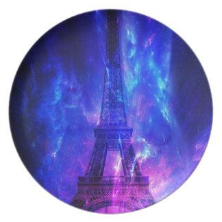 Creation's Heaven Paris Amethyst Dreams Plate