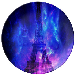 Creation's Heaven Paris Amethyst Dreams Plate