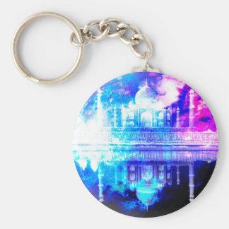 Creation's Heaven Taj Mahal Dreams Key Ring