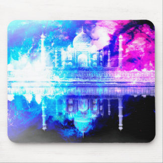 Creation's Heaven Taj Mahal Dreams Mouse Pad