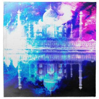 Creation's Heaven Taj Mahal Dreams Napkin