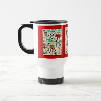 Creations of Doddman Gallery Travel Mug