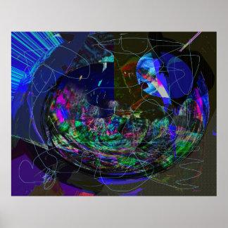 Creation's Womb Print