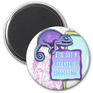 Creative addiction magnet