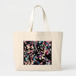 Creative chaos large tote bag