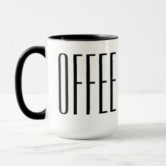 CREATIVE COFFEE / OFFEE COMBO MUG