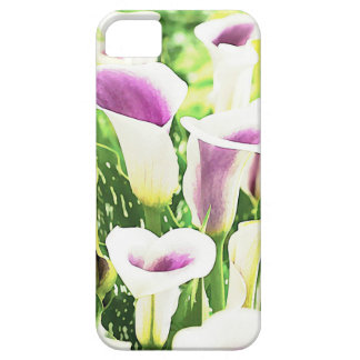 Creative colors Callas Barely There iPhone 5 Case
