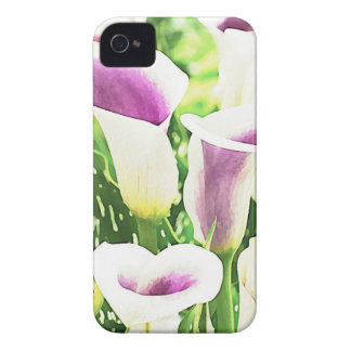 Creative colors Callas iPhone 4 Case-Mate Cases