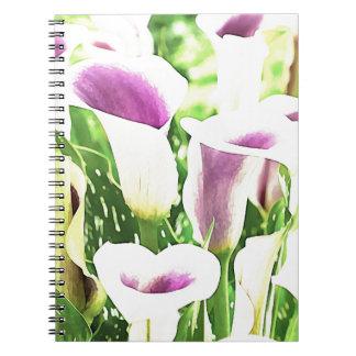 Creative colors Callas Notebooks