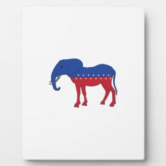 Creative Democracy: A New Animal Plaque