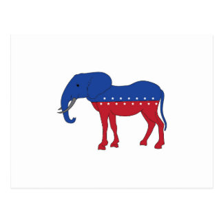 Creative Democracy: A New Animal Postcard