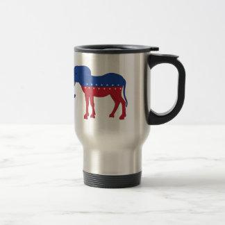 Creative Democracy: A New Animal Travel Mug