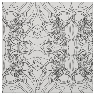 Creative Design (any color) Fabric