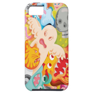 creative design for mobile case sublimation printi iPhone 5 case