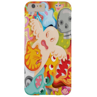creative design for mobile case sublimation printi barely there iPhone 6 plus case