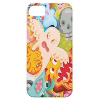 creative design for mobile case sublimation printi iPhone 5 cases