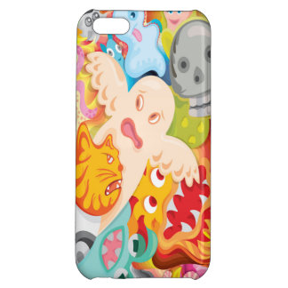 creative design for mobile case sublimation printi iPhone 5C cases