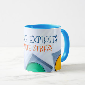 Creative Exploits Alleviate Stress Mug
