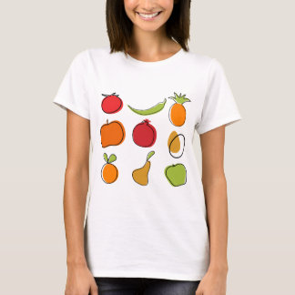 Creative Food T-Shirt