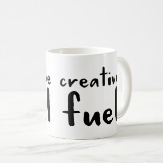 Creative Fuel Coffee or Tea Mug