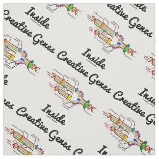 Creative Genes Inside (DNA Replication) Fabric