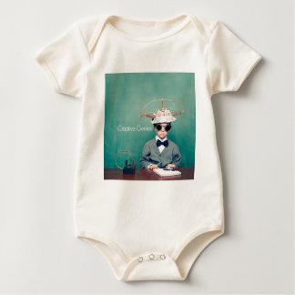 Creative Genius Designs Baby Bodysuit