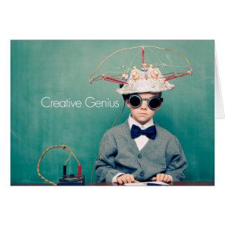 Creative Genius Designs Greeting Cards