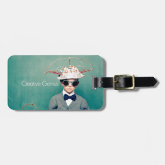 Creative Genius Designs Tags For Luggage