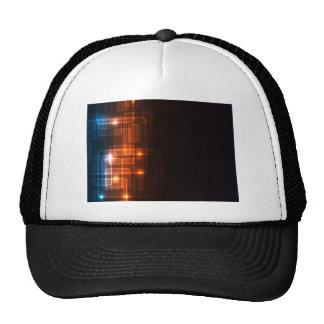 Creative graphics background design cap