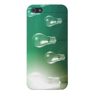 Creative Innovation and Glowing Concept as a Art Cover For iPhone 5/5S