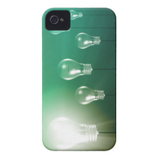 Creative Innovation and Glowing Concept as a Art iPhone 4 Case-Mate Cases